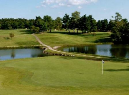 Kimbeland Country Club,Jackson, Missouri,  - Golf Course Photo
