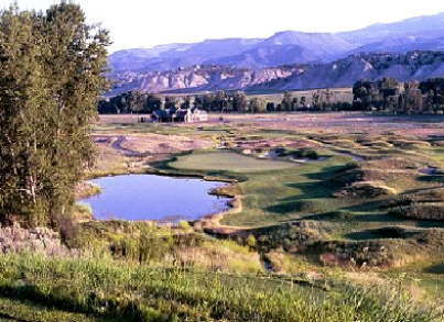 Golf Course Photo, Eagle Ranch Golf Course, Eagle, 81631