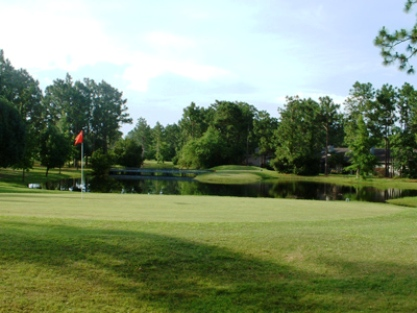 Inland Greens Golf Course, Wilmington, North Carolina, 28405 - Golf Course Photo