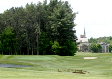 Golf Course Photo, St. Lawrence University Golf Course, Canton, 13617