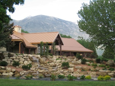 Golf Course Photo, Fox Hollow Golf Course, American Fork, 84003