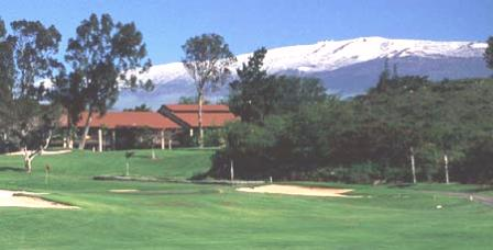 Waikoloa Village Golf Club, Waikoloa, Hawaii, 96738 - Golf Course Photo