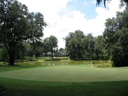 Turkey Creek Golf & Country Club, CLOSED 2011,Alachua, Florida,  - Golf Course Photo