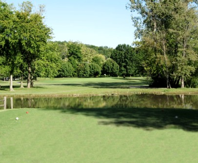 Golf Course Photo, Riverside Golf Club -Eighteen, Fenton, 63026