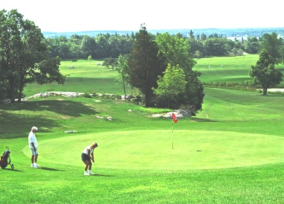 Wellesley Island State Park Golf Course , Wellesley Island, New York, 13640 - Golf Course Photo