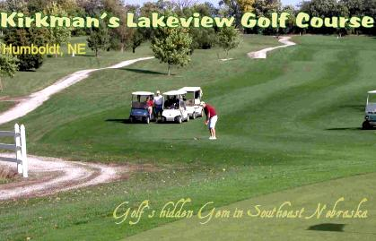 Kirkman's Lakeview Golf Course,Humboldt, Nebraska,  - Golf Course Photo