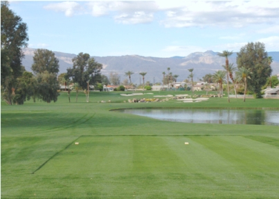 Palm Desert Country Club, Championship 18, Palm Desert, California, 92211 - Golf Course Photo