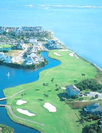 Fripp Island Resort, Ocean Point Golf Links,Fripp Island, South Carolina,  - Golf Course Photo