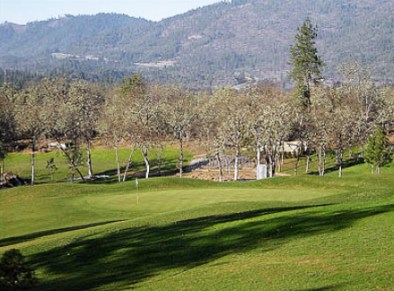 Red Mountain Golf Course,Grants Pass, Oregon,  - Golf Course Photo