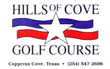 Golf Course Photo, Hills of Cove Golf Course, Copperas Cove, 76522