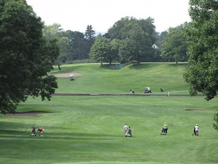 Forest Hills Public Golf Course, La Crosse, Wisconsin, 54601 - Golf Course Photo