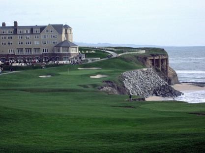 Golf Course Photo, Half Moon Bay Golf Links, Ocean Course, Half Moon Bay, 94019
