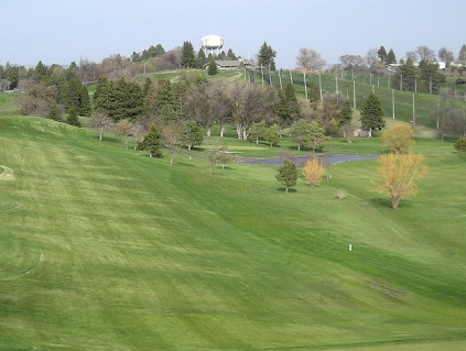 Golf Course Photo, University Of Idaho Golf Course, Moscow, 83843