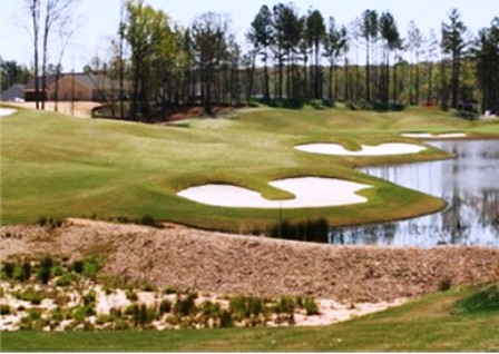 Golf Course Photo, Carolina Lakes Golf Club, Indian Land, 29707