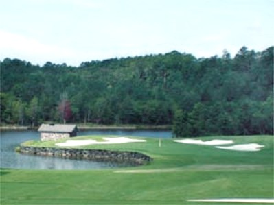 Hot Springs Village - Isabella,Hot Springs Village, Arkansas,  - Golf Course Photo