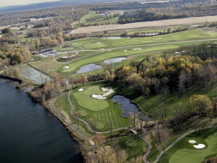 Timber Banks Golf Club and Marina,Baldwinsville, New York,  - Golf Course Photo