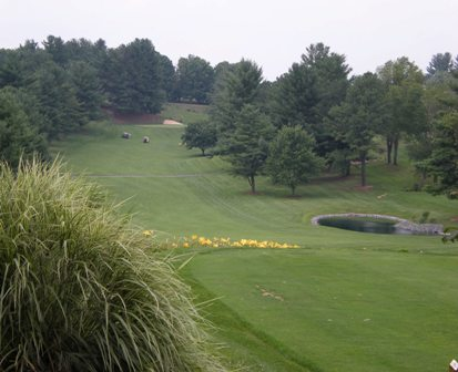 Glenrochie Country Club,Abingdon, Virginia,  - Golf Course Photo