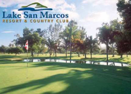Lake San Marcos Country Club -Lake San Marcos, Lake San Marcos, California, 92069 - Golf Course Photo