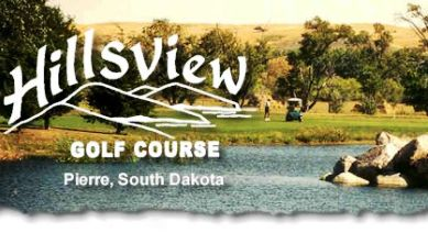 Hillsview Golf Course,Pierre, South Dakota,  - Golf Course Photo