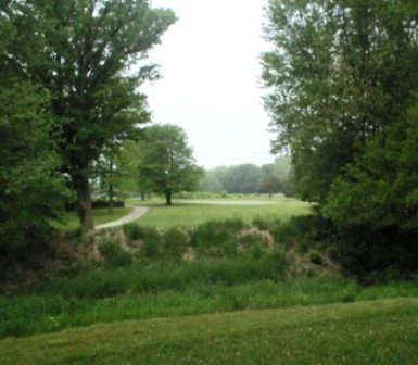 Golf Course Photo, Whispering Creek Golf Club, New Haven, 46774