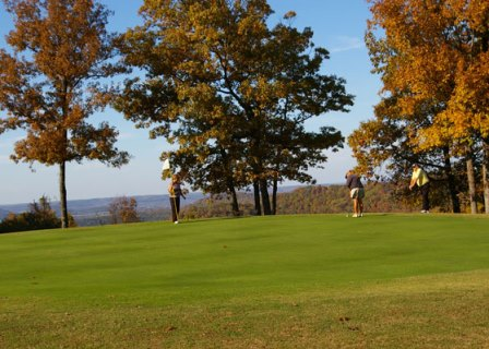 Holiday Island Country Club -Eighteen Hole, Holiday Island, Arkansas, 72631 - Golf Course Photo