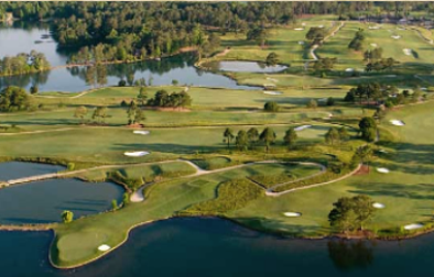 Willow Point Country Club,Alexander City, Alabama,  - Golf Course Photo