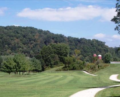 Twin Silos Golf Club | Twin Silos Golf Course, Lavalette, West Virginia, 25535 - Golf Course Photo