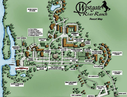 River Ranch Florida Map.River Ranch Golf Course In River Ranch Florida Golfcourseranking Com