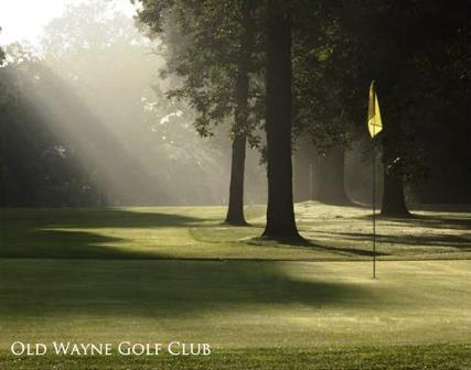 Golf Course Photo, Old Wayne Golf Club, Executive Nine, West Chicago, 60185