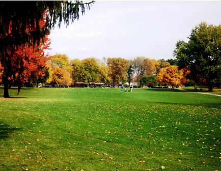 Lakeside Golf Course, Eighteen,Fort Wayne, Indiana,  - Golf Course Photo