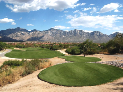 The Views Golf Club at Oro Valley,Oro Valley, Arizona,  - Golf Course Photo
