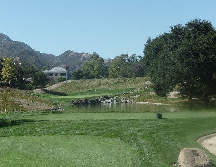 Golf Course Photo, Sherwood Lake Club, Westlake Village, 91361