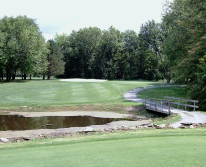 Lakeside Golf Course,Lake Milton, Ohio,  - Golf Course Photo