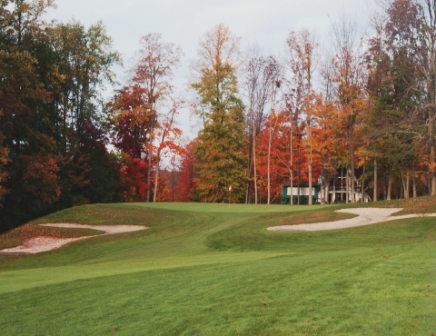 Golf Course Photo, Tanglewood Country Club, Chagrin Falls, 44023