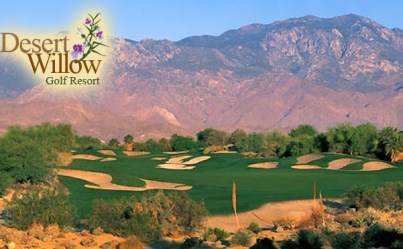 Desert Willow Golf Resort, Mountain View,Palm Desert, California,  - Golf Course Photo