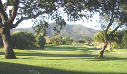 Golf Course Photo, Oakmont Golf Club, West Course, Santa Rosa, 95409