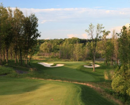 Turning Stone Casino Resort, Kaluhyat,Oneida, New York,  - Golf Course Photo