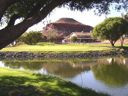 Hidden Cove Golf Course, Holbrook, Arizona, 86025 - Golf Course Photo