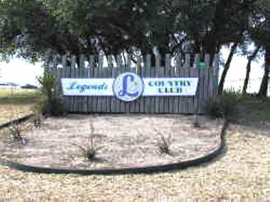 Legends Country Club,Stephenville, Texas,  - Golf Course Photo