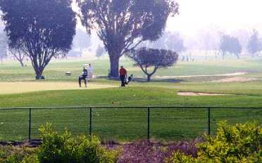 Palo Alto Municipal Golf Course, CLOSED until Fall 2017, Palo Alto, California, 94303 - Golf Course Photo