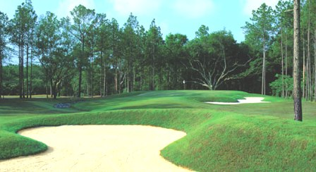 Golf Course Photo, Oaks Golf Club, The, Pass Christian, 39571