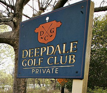 Golf Course Photo, Deepdale Golf Club, Manhasset, 11030