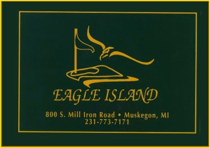 Eagle Island Golf Club, Muskegon, Michigan, 49442 - Golf Course Photo