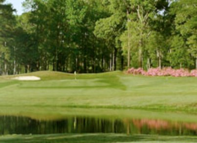 Golf Course Photo, Garden Valley Golf Resort - Dogwood, Lindale, 75771