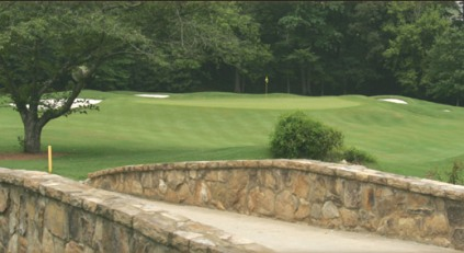 Golf Course Photo, Druid Hills Golf Club, Atlanta, 30307