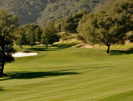 Golf Course Photo, Marin Country Club, Novato, 94949