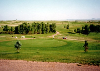 Rolling Hills Golf Course, Broadus, Montana, 59317 - Golf Course Photo