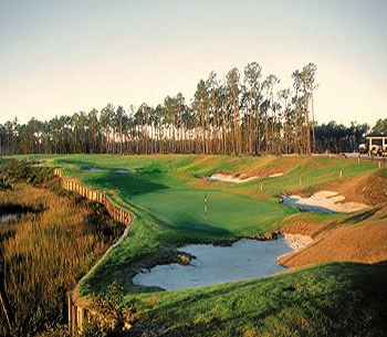 Golf Course Photo, Rivers Edge Golf Club, Shalotte, 28470