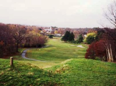Mount Hood Golf Course, Melrose, Massachusetts, 02176 - Golf Course Photo