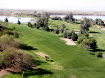 Lakeview Golf Course at Rio Bend,El Centro, California,  - Golf Course Photo
